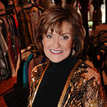 Designer and retailer Zola Keller is a fashion icon and is known for her special occasion gowns for brides, mothers-of-the-bride and groom, mothers-ofthe bar and bat mitzvah and those fabulous evening gowns seen at social events throughout Florida